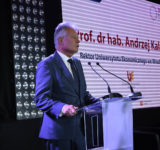 prof. dr hab. Andrzej Kaleta rektor Uniwersytetu Ekonomicznego we Wrocławiu (2)